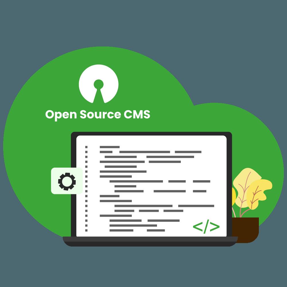 open source datování cms